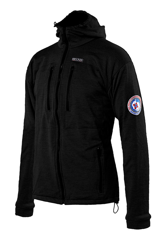 Brynje Antarctic Jacket whood fjellogfriluft.no