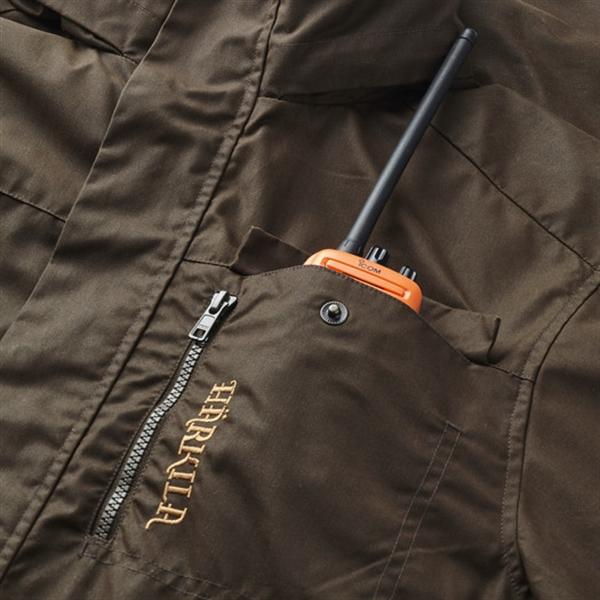 Härkila Dvalin jakke Hunting green | Jakt & Friluft