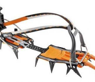 Petzl Lynx leverlock universal stegjern