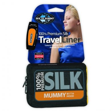 STS Lakenpose silke mummy m/ puteinnlegg